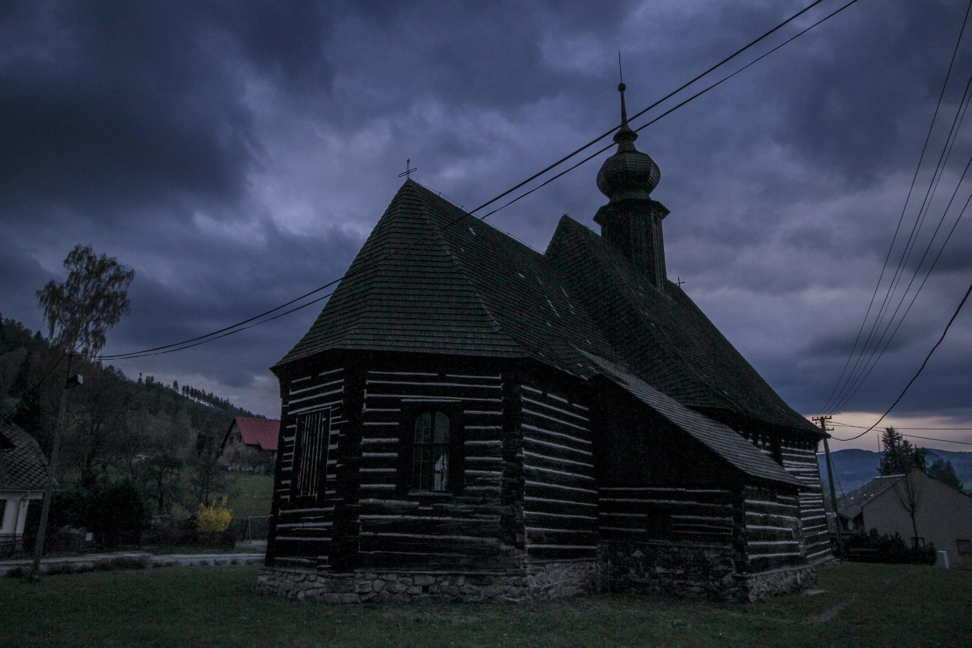 Následující galerie => Svatostánky (II) // Petr Nuska - Fotografie  - woreshack.cz